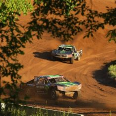 Johnny and CJ Greaves at ERX Motor Park for Championship Off Road racing series